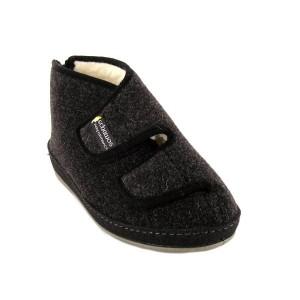 Chaussons fourrés chaussons fourres N°6062-24