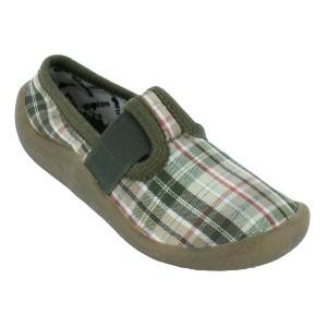 pantoufles enfant chaussons enfant Pfiffikus Karo