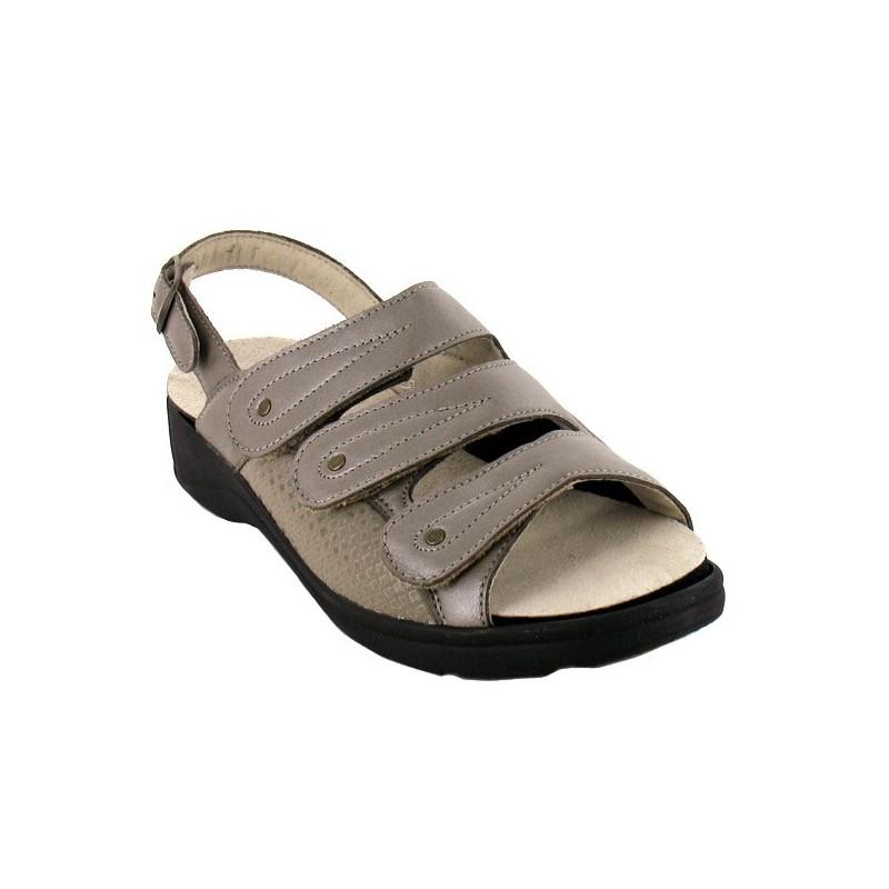 79 731Chaussmart Femme Chaussures Ouvertes Sandale Pour Kl1J3FTc