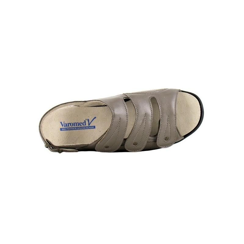 Chaussures Sandale Ouvertes Pour Femme 79 731Chaussmart 3R54jALq