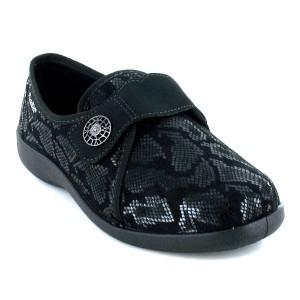 Chaussures fermées chaussons pieds sensibles femme Ucla