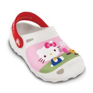 Sabots sabots enfant Hello Kitty Custom Clog