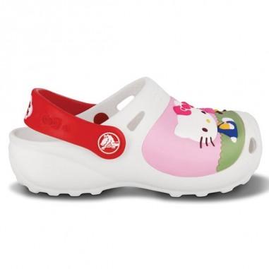 Hello Kitty Custom Clog