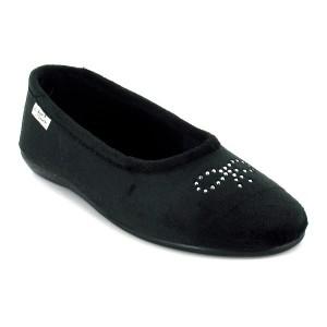 chaussons ballerines femme 6090