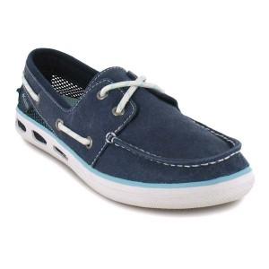 Chaussures à lacets chaussures bateau Vulc N Vent Boat Canvas