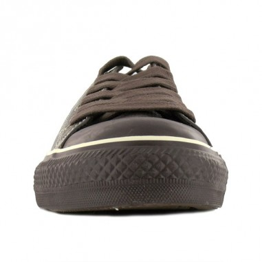 All Star Ox Leather Low