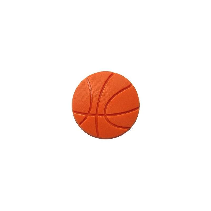 CHAUSSMART - Ballon de basket - Coloris - Orange, Pointur...