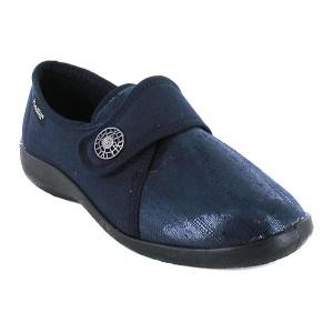 Grandes Pointures chaussons pieds sensibles femme Unavy
