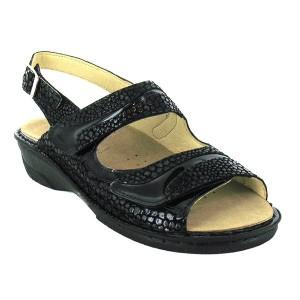 Chaussures ouvertes sandales femme H353
