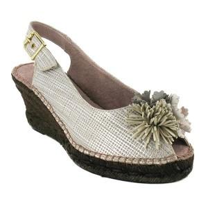 Sandales / Tongs espadrilles femme N°1271M50/99