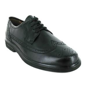 Mocassins de ville chaussures homme Pacco