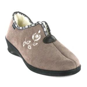Chaussons fourrés chaussons fourres femme Lowell