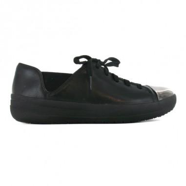 Sporty Mirror Toe Sneakers