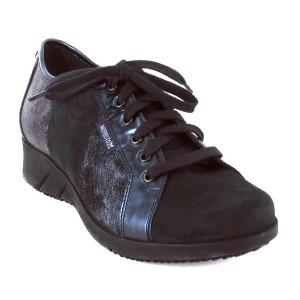 Les Hits de la Saison chaussures de ville a lacets femme Melina