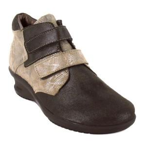 Chaussures à Velcro boots femme bottines femme Chut AD2214