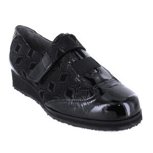 chaussures a velcro Piau
