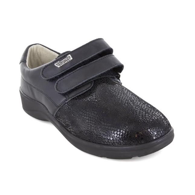 Femme Pieds Budapest Chaussures 79142 Pour Sensibles CBWxoerd