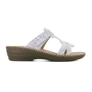 c11cd8cf8c8b4d Mules femme confort - Cuir & Textile - Pieds sensibles - Chaussmart