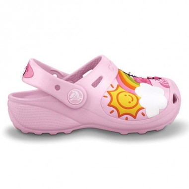 Hello Kitty Rain Or Sun Custom Clog
