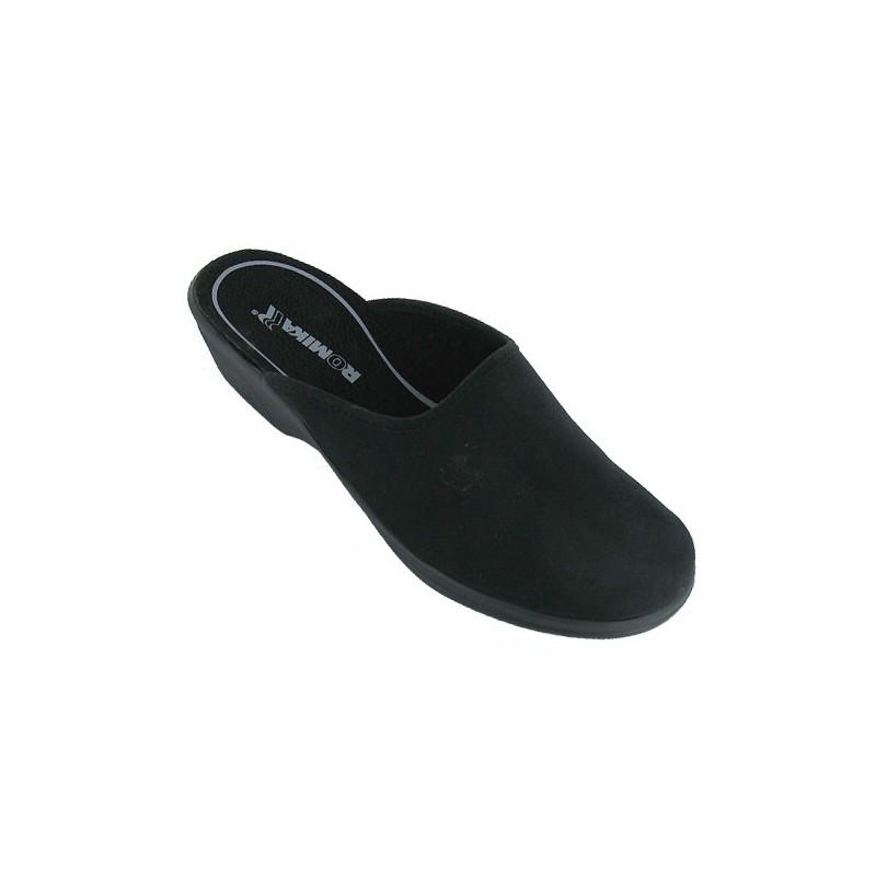 chaussons mules pour femme remo 122 fr chaussmart. Black Bedroom Furniture Sets. Home Design Ideas