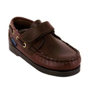 chaussures bateau enfants chaussure bateau scratch et lacets chaussmart. Black Bedroom Furniture Sets. Home Design Ideas