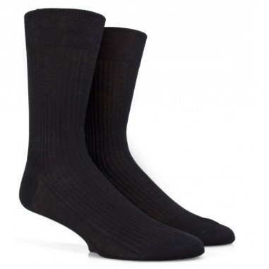 Lot de 3 paires-Chaussettes homme 100% fils d'Ecosse