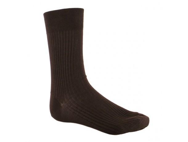Chaussettes homme 100% fils d'Ecosse -Lot de 3 paires