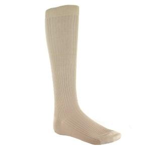 chaussettes bas Mi-bas homme côtelés 100% fils d'Ecosse -Lot de 3 paires