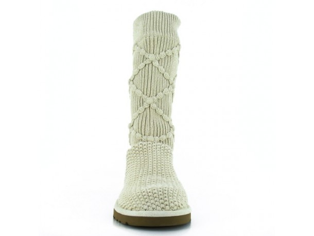 Classic Argyle Knit Women