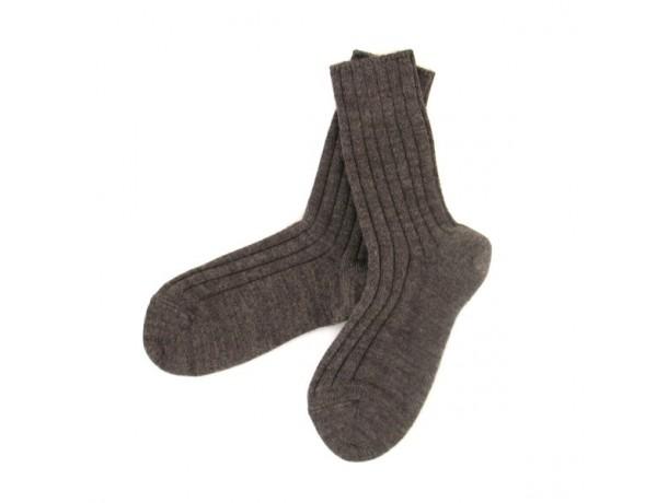 Chaussettes enfant Laine et coton