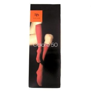 chaussettes bas Mi-bas coloré 50D