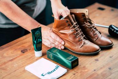 L'entretien courant de vos chaussures