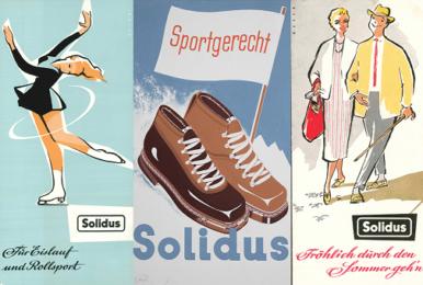 SOLIDUS, le chausseur des pieds sensibles