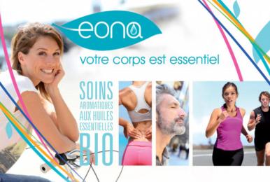 EONA, la marque Française, experte en aromathérapie BIO