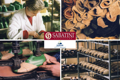 SABATINI et HERGOS, le confort à l'italienne !