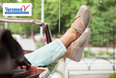 VAROMED, la marque experte des pieds blessés