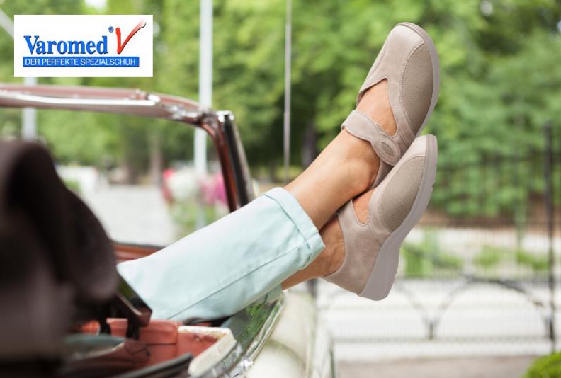 0ca450cc138798 VAROMED, la marque experte des pieds blessés - Chaussmart
