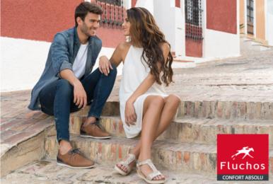La marque FLUCHOS – les chaussures confort 100% espagnoles !