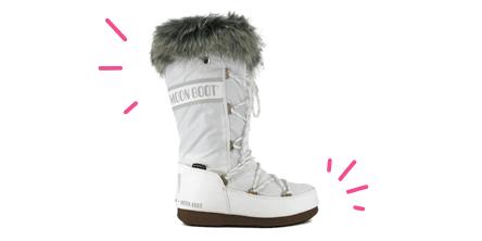 moitié prix meilleurs prix luxe Après-ski femme, Chaussures fourrées, Bottes de neige ...